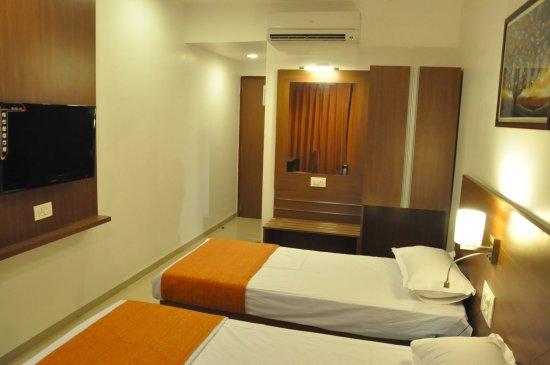 Hotel Kalyan : Standard Twin Room
