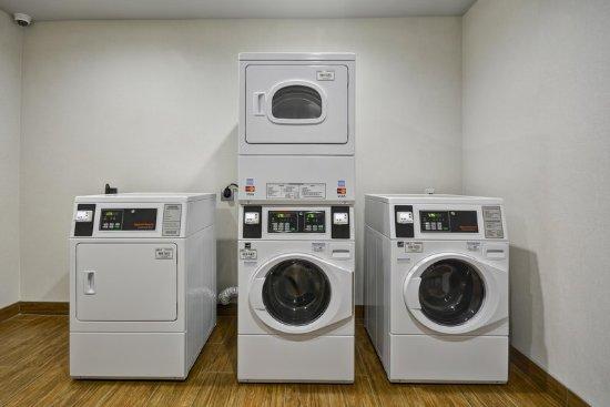 Kyle, TX: Guest Laundry