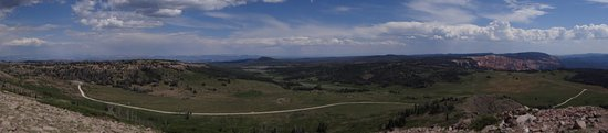 Brian Head, UT: Panoramic View from Observation point