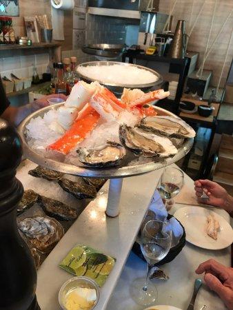 Wonderful oysters
