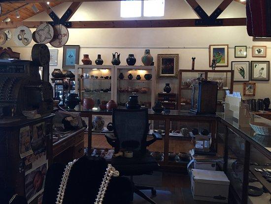 Chimayo, NM: Pottery, Baskets & Jewelry