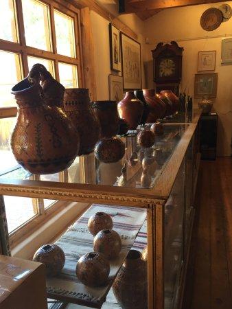 Chimayo, NM: Pottery