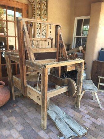 Chimayo, NM: Loom