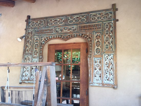 Chimayo, NM: Wood Work