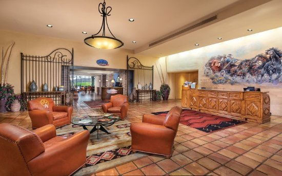 Starr Pass Golf Suites: Lobby