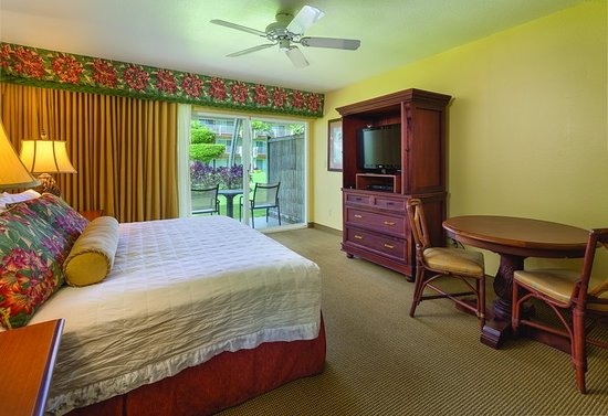 Kauai Coast Resort at the Beachboy: Ohana Suite Gardenview