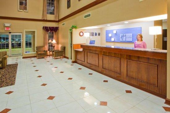 ปรินซ์เฟรเดอริค, แมรี่แลนด์: Welcome to the Holiday Inn Express Prince Frederick
