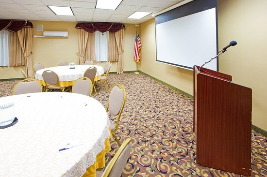 Prince Frederick, MD: Use our LCD projector, podium and microphone to enhance your event