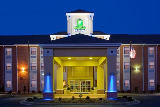 Refreshed and Renewed Holiday Inn Express Prince Frederick