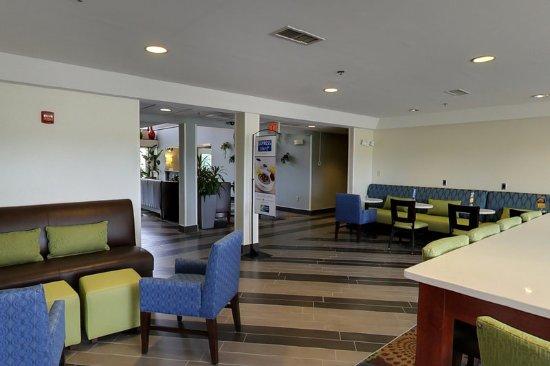 Blythewood, ساوث كارولينا: Guest Dining Lounge