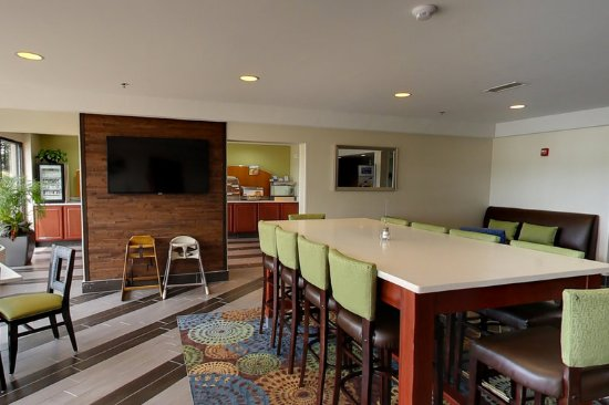 Blythewood, SC: Guest Dining Lounge