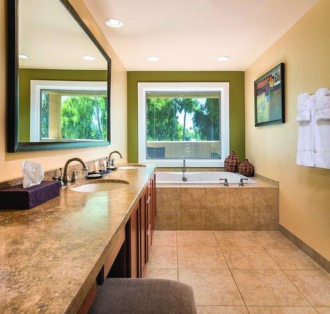 One Bedroom Suite Bathroom Picture Of Orange Tree Resort Scottsdale Tripadvisor