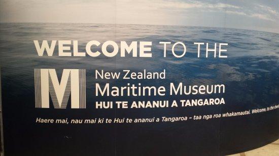 Voyager New Zealand Maritime Museum : Haere mai!