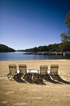 Lake Lure, Carolina del Norte: Lake View
