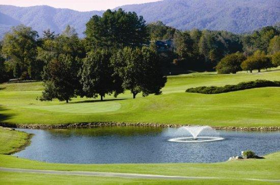 Lake Lure, Carolina del Norte: Golf Course