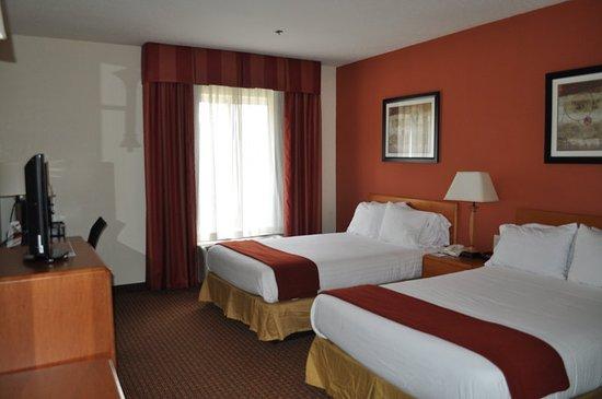 Williamston, Carolina del Nord: Double Bed Guest Room