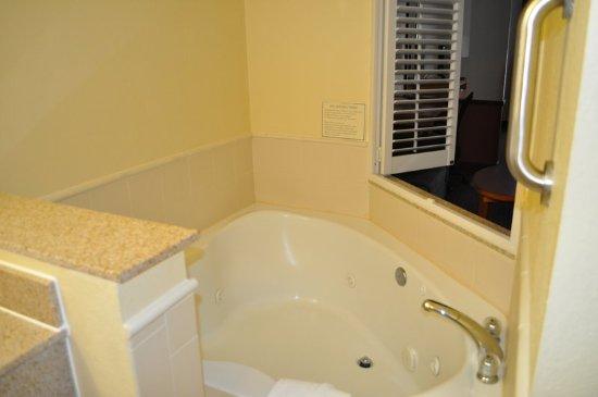 Williamston, NC: Jacuzzi Suite