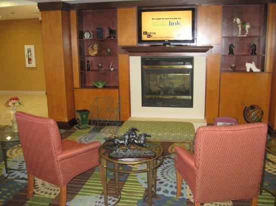 Williamston, NC: Lobby Lounge
