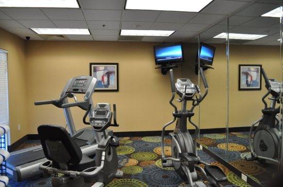 Williamston, NC: Fitness Center