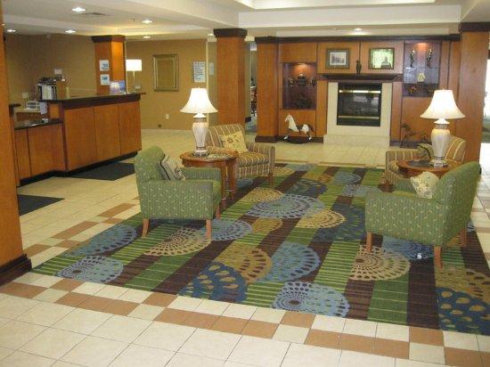 Williamston, NC: Hotel Lobby