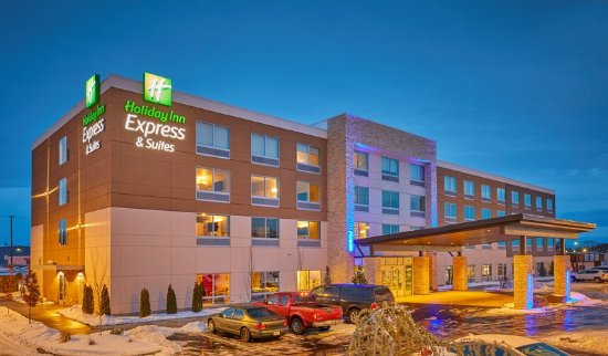 Welcome to the Holiday Inn Express & Suites Hermiston Downtown