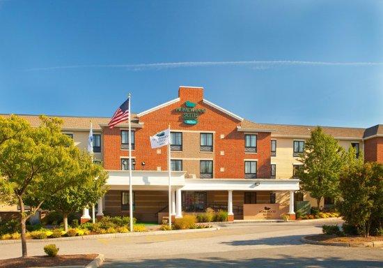 Arlington, MA: Hotel Entrance
