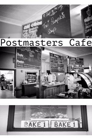 Riverton, New Zealand: cafe