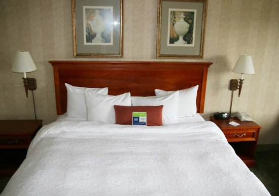Hampton Inn Long Island - Brookhaven: King Guestroom