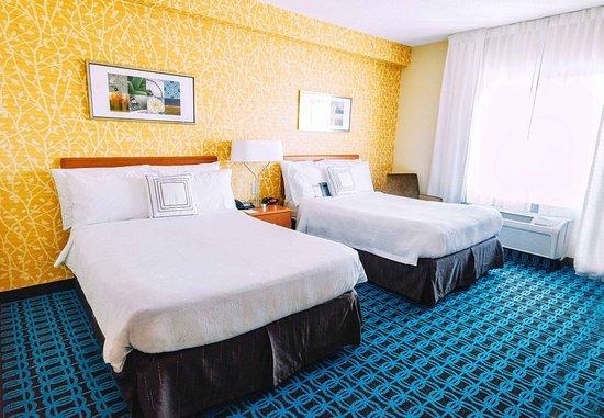 Medford, Estado de Nueva York: Double/Double Guest Room
