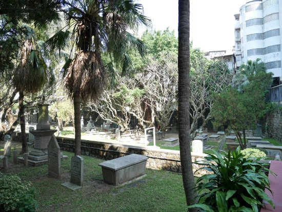 Old Protestant Cemetery: 他に誰もいませんでした