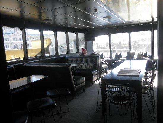 Posh Pit - Picture of MR-1 MONA Ferry, Hobart - TripAdvisor