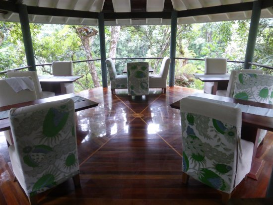 Mossman, Australien: I lovely option for aftrenoon tea, evening drinks or casual dining