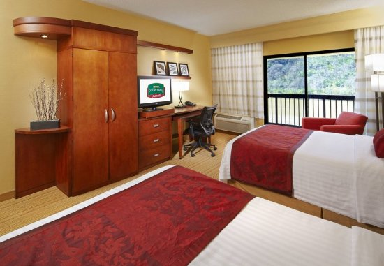 Homestead, PA: Queen/Queen Guest Room