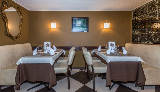 Osteria Balsamico : Villa Berlusconi (le coin préféré de certains clients)