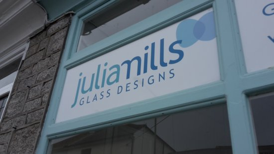 Julia Mills Glass Design