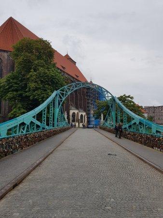 Tumski Bridge : Most Tumski