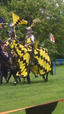 Kelham, UK: The Knights