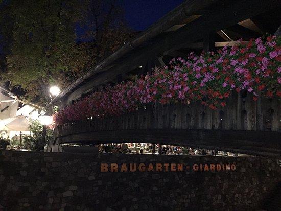 Braugarten Giardino Forst Bild Von Braugarten Forst