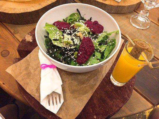 The Ten Best Places in Saint-Petersburg for Vegetarians