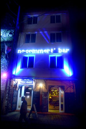 No Comment® Bar