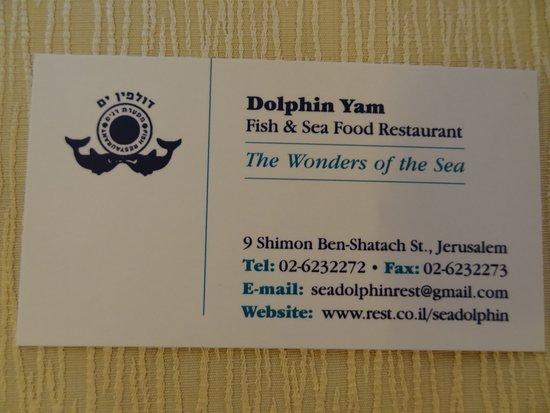Dolphin Yam Image