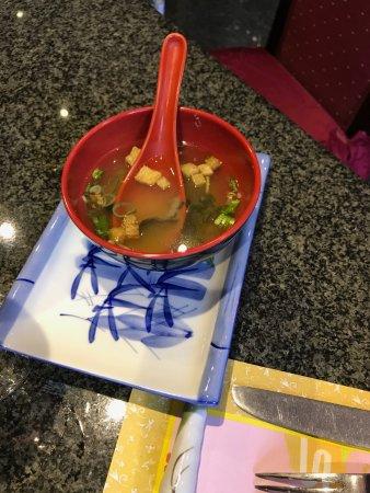 Mersch, Luxembourg: Geleneksel çorba