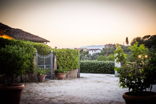 Agriturismo Borgo Casorelle: wjazd