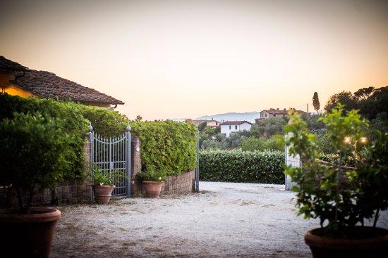 Lamporecchio, อิตาลี: wjazd