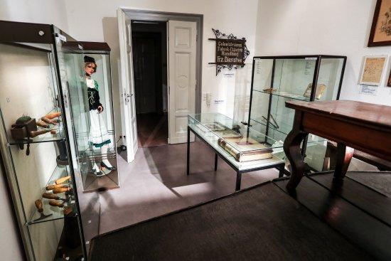 Hochheim am Main, Germany: Raum im Otto-Schwabe-Heimatmuseum