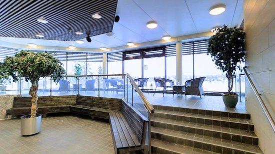 Hyrynsalmi, Suomi: Холл для отдыха