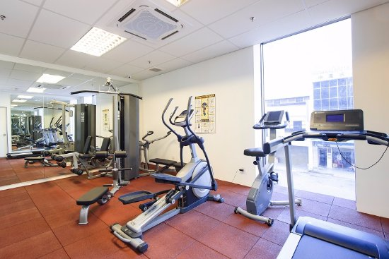 Fitness studio picture of mu hotel ipoh tripadvisor