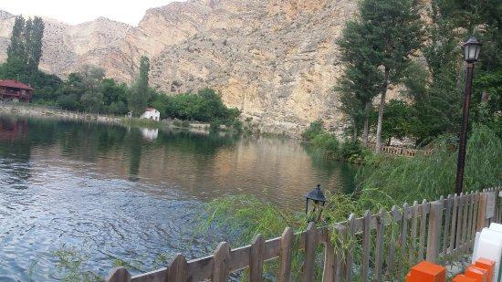 Erzurum, Turquia: Yıkıklar doğa harikası ...
