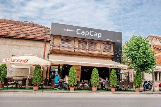Leskovac, Serbia: Cap Cap