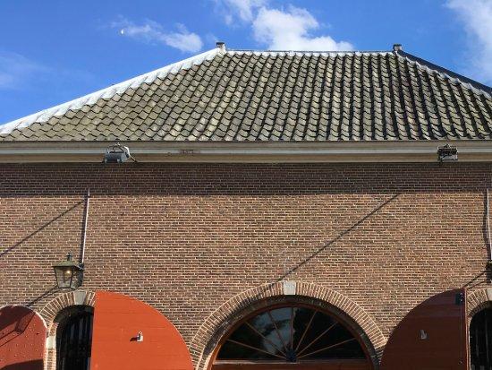 Naarden, Países Bajos: Esterno del locale